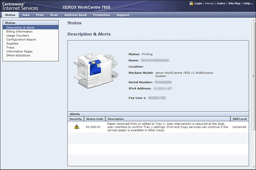 Xerox device management software